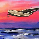 The Saunders-Roe SR.45 Princess by Dennis Melling