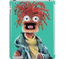 Pepe The King Prawn Fan Art  iPad Case/Skin