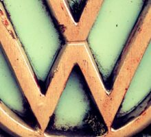 The incomparable VW...Thing Sticker