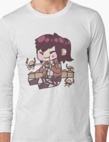 Potato titan Long Sleeve T-Shirt