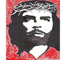 The Revolutionary (Red) Photographic Print