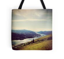 Columbia River Gorge Tote Bag