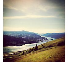 Columbia River Gorge Photographic Print