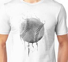 Dark Baseball Unisex T-Shirt