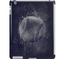 Dark Baseball iPad Case/Skin