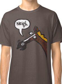 Horse top Classic T-Shirt