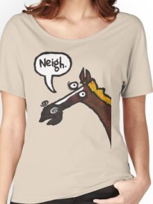 Horse top Women's Relaxed Fit T-Shirt