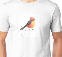 Vermilion flycatcher Unisex T-Shirt