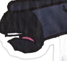 Sheep top Sticker