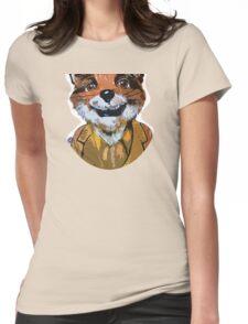 Cuss Yeah - MR FOX Womens Fitted T-Shirt