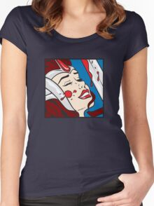 Reverie Women's Fitted Scoop T-Shirt
