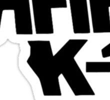 mafia k'1 fry Sticker