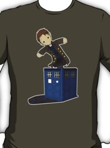 Jack in the Blue Box T-Shirt