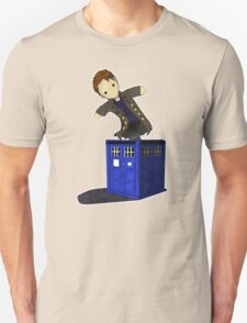 Jack in the Blue Box Unisex T-Shirt