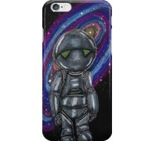 Marvin the Paranoid Android iPhone Case/Skin