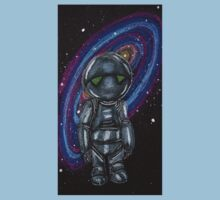 Marvin the Paranoid Android Baby Tee