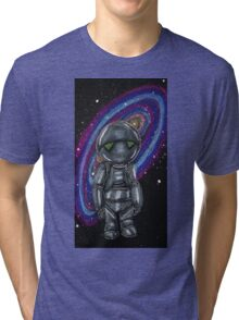 Marvin the Paranoid Android Tri-blend T-Shirt