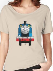 Thomas The Tank Engine Women's Relaxed Fit T-Shirt