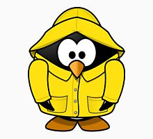 Rain Coat Penguin T-Shirt
