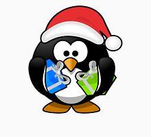 Santa Claus Penguin T-Shirt