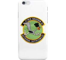 VA-36 Roadrunners Alternate Patch iPhone Case/Skin