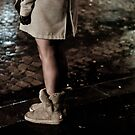 Uggs in the rain by UniSoul