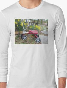 Mama's Tricycle Long Sleeve T-Shirt