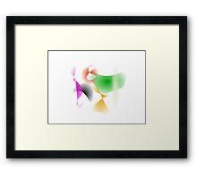 Mirror 2 Framed Print