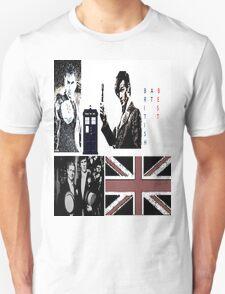 British At Best.  T-Shirt
