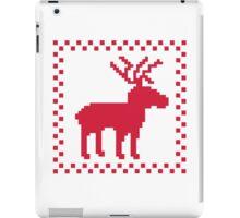 Norwegian reindeer iPad Case/Skin