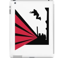 Parcouring iPad Case/Skin