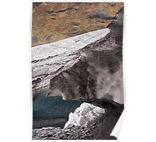 Ice Cave entrance #5 Poster