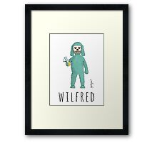 Wilfred Framed Print