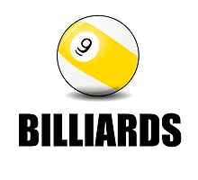 Team Billiards (Nine Ball) by kwg2200