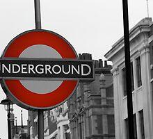 London Underground by grampsman