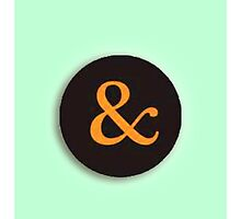 Of Mice & Men Ampersand by monica-d