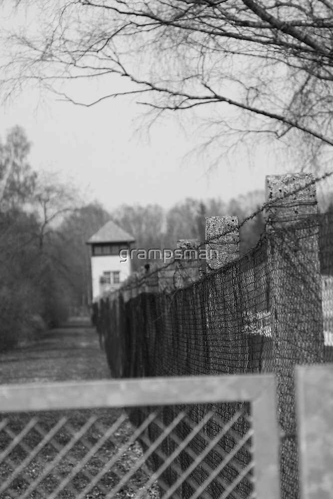 Dachua Concentration Camp by grampsman