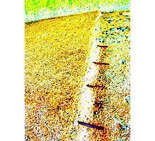 Unique Abstract Art Photographic Print