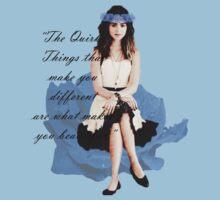 Lily Collins by Rachel  Jones