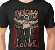 What We Do In The Shadows Deacon's Erotic Dance Lounge Unisex T-Shirt