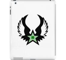 winged clover iPad Case/Skin