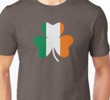 Ireland flag shamrock Unisex T-Shirt