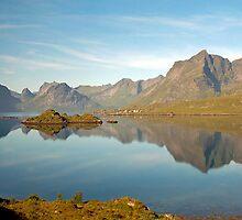 Lofoten - Norway by Arie Koene