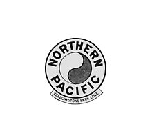 ☯ Northern Pacific Emblem circa 1906 ☯ by TrendSpotter