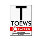 Toews Phone Case (White) by mightymiked