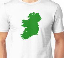 Ireland map Unisex T-Shirt