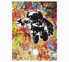 Space is right here!! All over the place COLORS T-Shirt