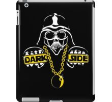 star was dark side  iPad Case/Skin