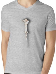 Lord Voldemort's Magic Wand Mens V-Neck T-Shirt