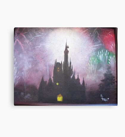A Magical Place Canvas Print